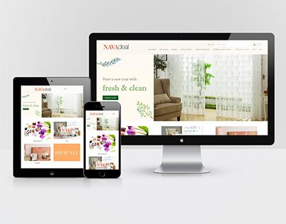 Web Design: NAVAdeal