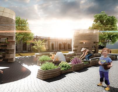 #FARMCITY - Urban Farming Pavillion