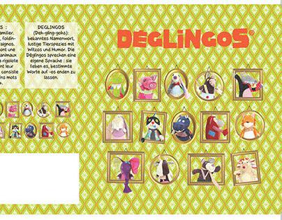 Consumers' catalog Déglingos