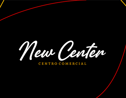 Logotipo - New Center | Centro Comercial