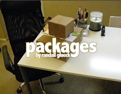 Packages: Stop Motion