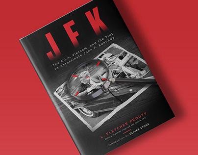 JFK Book Jacket