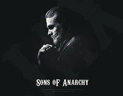 Jax Teller - Sons Of Anarchy Fanart