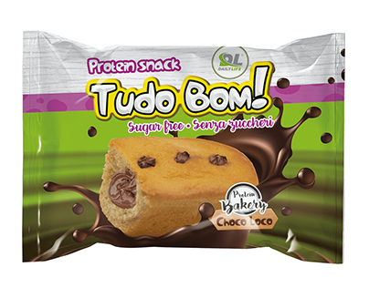 Tubo Bom! Protein Snack