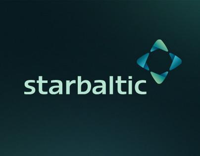 Starbaltic Logo Development