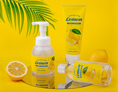 HOLIKA HOLIKA Sparkling Lemon Cleansing