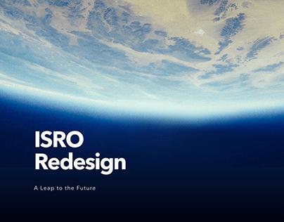 ISRO Redesign