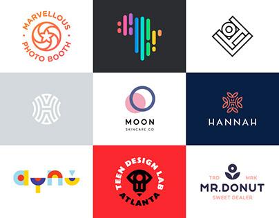 Animated logofolio - Logos & Marks