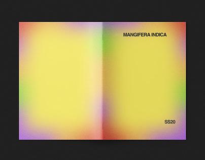 Mangifera Indica Zine / Visual Gramatic