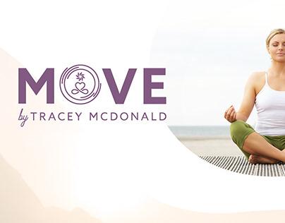 Yoga Fitness & Meditation Branding for Social Media