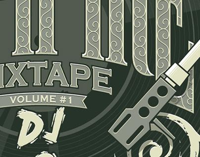 "Cd Cover Design ""Hempire Mixtape"""