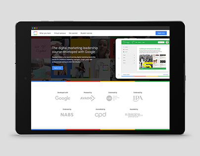 Google Squared Website
