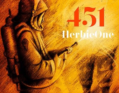 HerbieOne 451 Album Cover