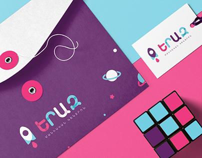 Yeraz Kids Center Branding