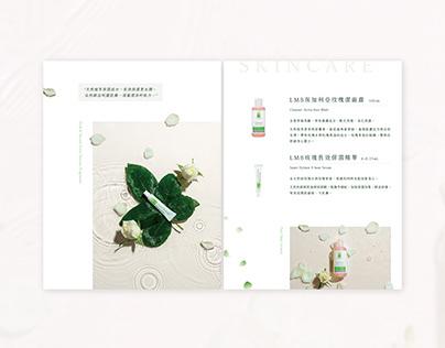 Le Mont Botanique|Visual Design
