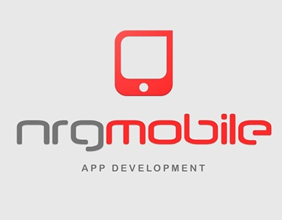 Logotype and Icon for NRG Mobile
