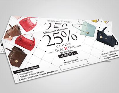 Dealxtra Shopping Voucher