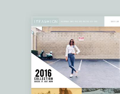 ITFASHION (Pretend Project)