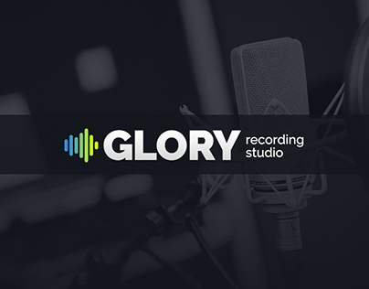 Glory Website Theme for Recording Studios