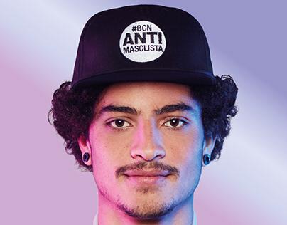 Campaña antimachista Ajuntament de Barcelona