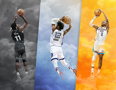 NBA: Clouds   Wallpapers