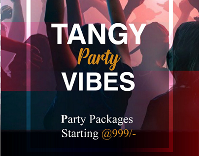 Tangy Party Vibes