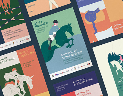 Equestrian Posters