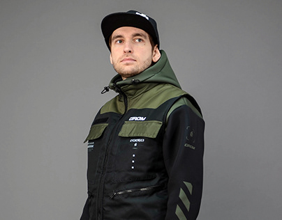 Grom tactic vest 2/0