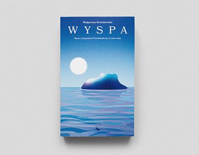 """""""Wyspa"""" Book Cover"""