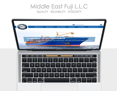 Redesign concept ( Middle East Fuji L.L.C )