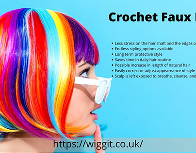 Crochet Faux Locs | Wiggit UK