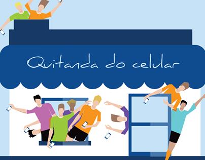 2014 - Brasil tem mais celulares do que Habitantes