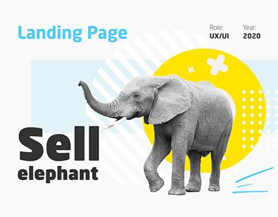 Targeted advertising marathon landing page