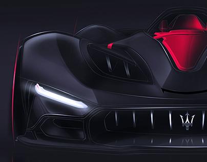 Senior Thesis - Maserati