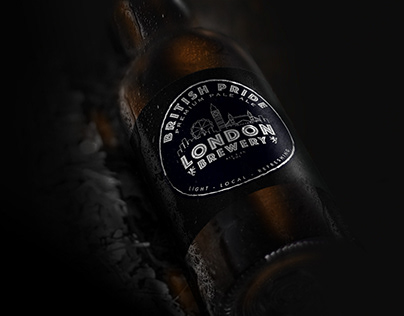 London Brewery - Brand Identity & Packaging Design