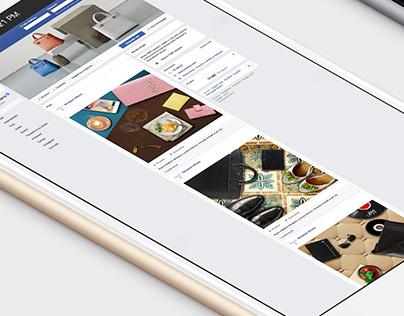 Social Graphic designer