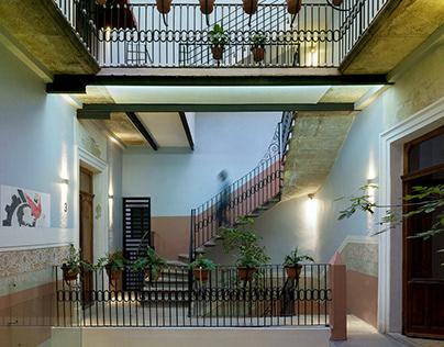 Edificio Poniente 309 / Neorestauro Estudio.