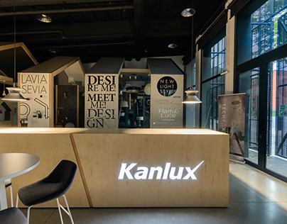 Kanlux showroom