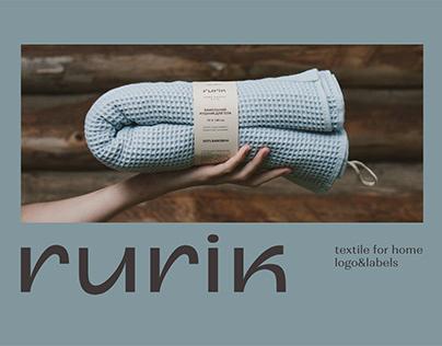 Rurik — textile for home