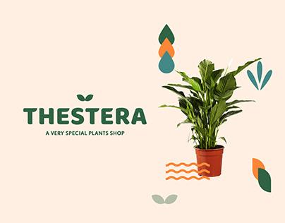 Thestera Branding