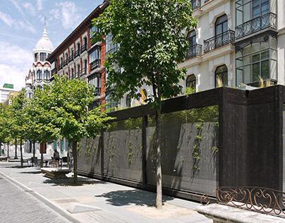 'EcoTerrazas', modular pavilions