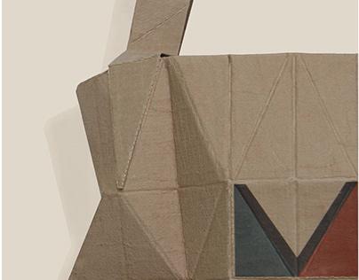Experimetal Paper Bag
