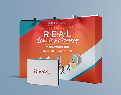 R.E.A.L Learning Journey Launching Items