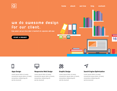 Home Page - aDesign Studio