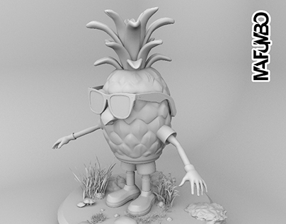 Pineapple Guy