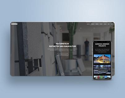 Webdesign for a small company