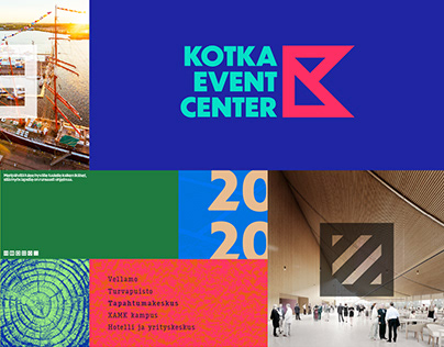 Branding Tender - Kotka Event Center