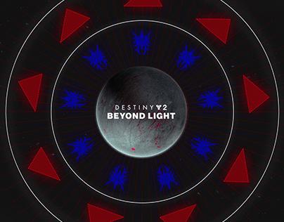 Destiny 2: Beyond Light - Radial Wallpaper