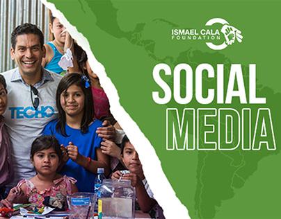 SOCIAL MEDIA - ISMAEL CALA FOUNDATION | Nabflores