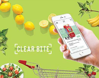 Clear Bite App